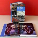 Diseño y edición del libro de Fiat